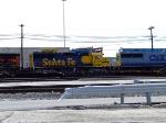 BNSF 8724