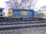 CSX 8138