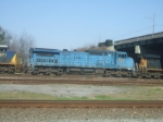 CSX, Ex. LMS 7929