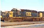CSX 8854 (ex-CR) YN3