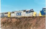 CSX 2503 (ex-SCL)