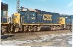 CSX 1542 (ex-CR) YN3
