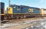 CSX 8772 (ex-CR) YN3