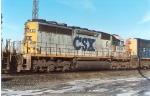 CSX 8436 (ex-B&O) YN1
