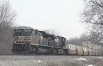 NS 2774 hauls the EMPU's West