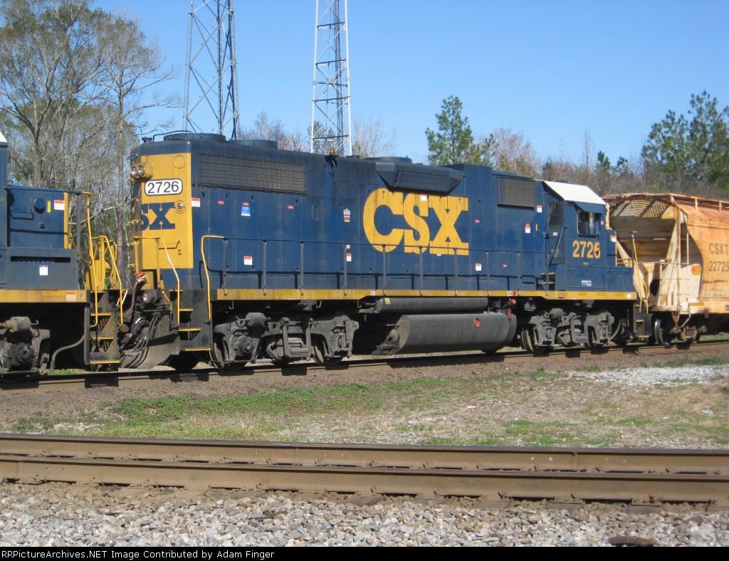 CSX 2726