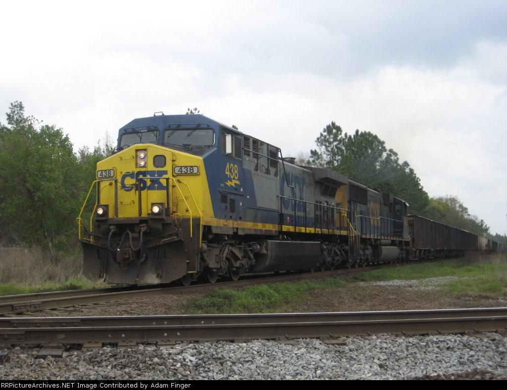 CSX 438