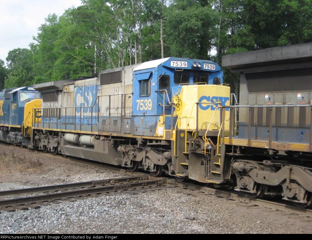 CSX 7539