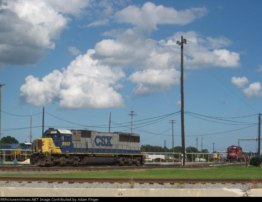 CSX 8557