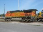 BNSF 4341