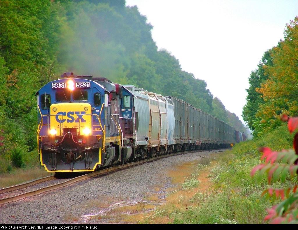 CSX 5831