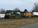 NS 9343 & UP 9331