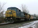 CSX 7752 & UP 1860