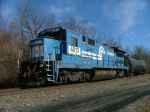NS 4813 with Conrail 'Working Together for Safety, Service, and Success' Decal