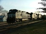 Trio of NS C40-9Ws