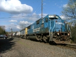 CSX (Conrail) 8715