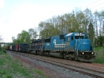 CSX (Conrail) 8658