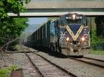 HLCX 9040 & CSX (Conrail) 8658