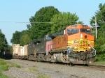 BNSF 4956, UP 6314, NS 9319