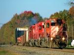 CP 5911, SOO 6612 & CP 5737 Train D18