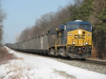 N913-04 starts into hill and dale country after cresting the hill out of the Thornapple River valley