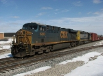 CSX 5283 & 8123