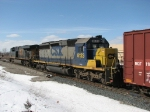 CSX 8123 & 5283