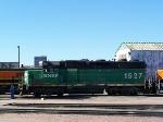 BNSF 1527
