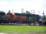 BNSF 2288 & BNSF 2975