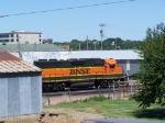 BNSF 2161 Sits in the Yard on a Slow Day