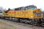UP 9387