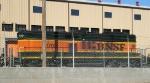 BNSF GP9B #1700