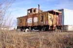 Old UP Caboose