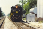 Local train 735 from Newberry Fla comes off the Wannee Sub heading for Baldwin