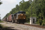 CSX Q652-11 Passes the DD with 148 cars
