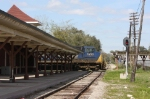 CSXT Q452 crosses the Florida Northern (ex ACL)