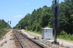 Newnan is the end of double track