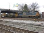 CSX Coal Train