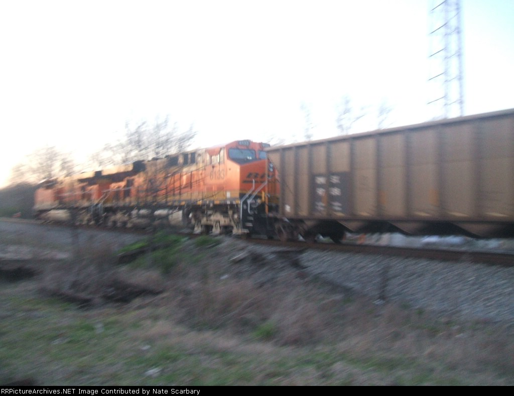 BNSF 6133