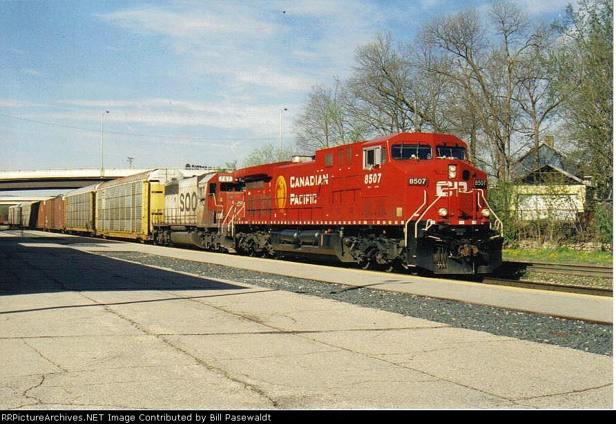 CP 8507 pulls #571
