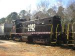2242 gleams in the Alabama sun