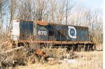 the CQPA aquired some ex-FEC GP9s as seen here