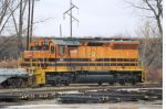 Huron & Eastern, apart of the G&W Family of Railroads