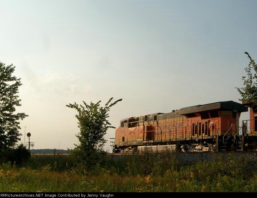 BNSF 7311