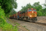 BNSF 5052 and BNSF 4968