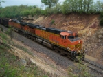BNSF 4126 and BNSF 4488