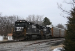 235 goes west on the Nickel Plate