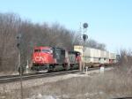 CN stack train