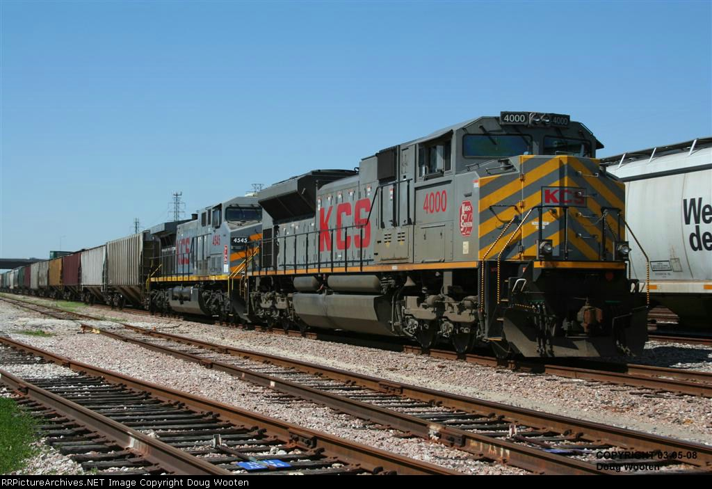 Tex-Mex Grain Train