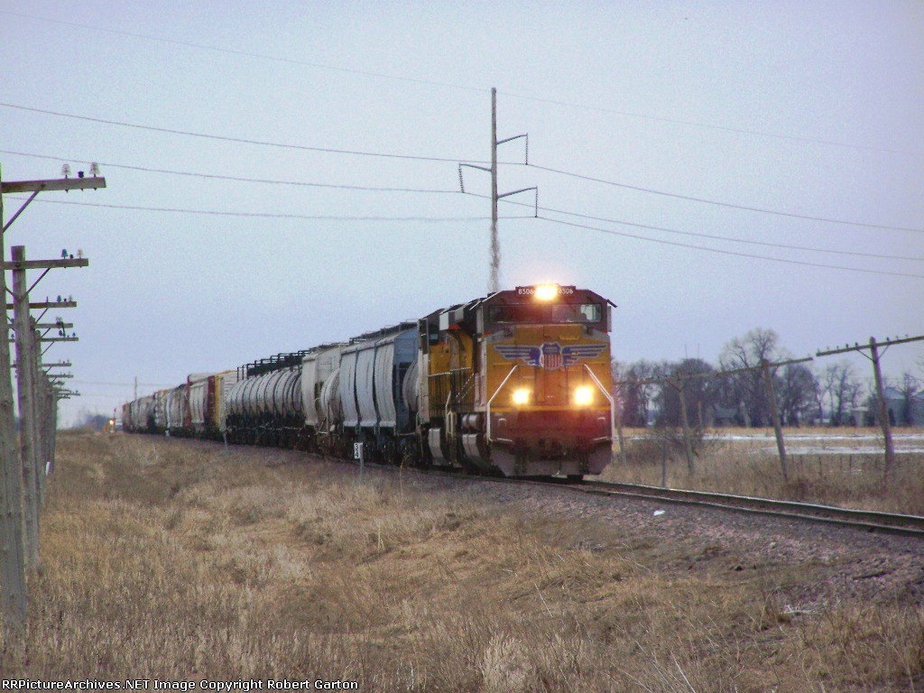 Short Local Freight Consist